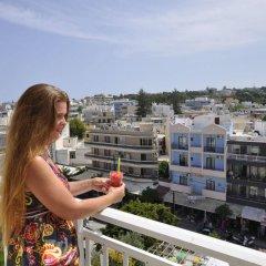 Отель Pearl балкон