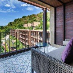 Отель Sunsuri Phuket балкон