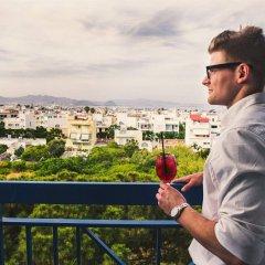 Отель Oscar Греция, Кос - отзывы, цены и фото номеров - забронировать отель Oscar онлайн балкон