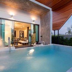 Отель The 8 Pool Villa бассейн фото 14