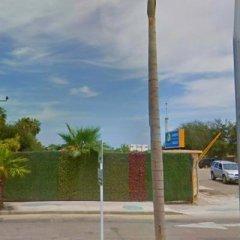 Отель The Palms Resort of Mazatlan парковка