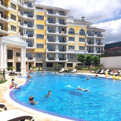 Отель Florence Deluxe бассейн фото 2