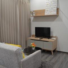 Отель Wooden Suites (the Rich @sathorn-taksin) Бангкок комната для гостей фото 3