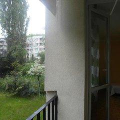 Отель Apartament Spalska Варшава балкон