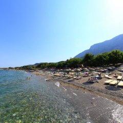 Hotel Golden Sun - All Inclusive пляж