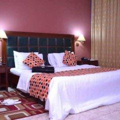 Отель Transcorp Hotels комната для гостей фото 4