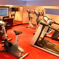 Отель NH Collection Nürnberg City фитнесс-зал фото 4