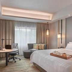 Отель PARKROYAL on Beach Road комната для гостей фото 3