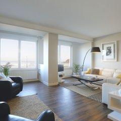 Отель The Zu Suite Apartment Испания, Сан-Себастьян - отзывы, цены и фото номеров - забронировать отель The Zu Suite Apartment онлайн комната для гостей фото 5