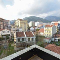 Отель Blue coast Apartments Черногория, Будва - отзывы, цены и фото номеров - забронировать отель Blue coast Apartments онлайн балкон