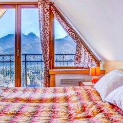 Отель Miodowy Косцелиско комната для гостей фото 5
