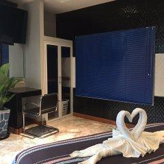 Отель Koenig Mansion сауна