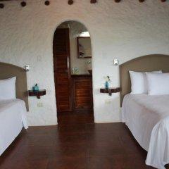 Отель Las Nubes de Holbox комната для гостей фото 3