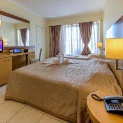Manousos City Hotel комната для гостей фото 2