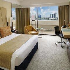 Отель PARKROYAL COLLECTION Marina Bay 5* Улучшенный номер фото 9