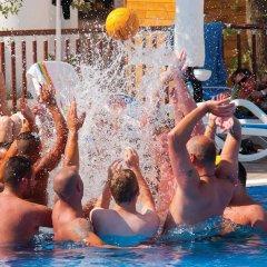 Side Prenses Resort Hotel & Spa Турция, Анталья - 3 отзыва об отеле, цены и фото номеров - забронировать отель Side Prenses Resort Hotel & Spa онлайн бассейн