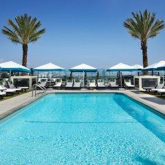 Отель London West Hollywood at Beverly Hills бассейн