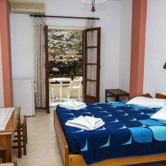 Отель Adonis Греция, Остров Санторини - отзывы, цены и фото номеров - забронировать отель Adonis онлайн комната для гостей фото 5