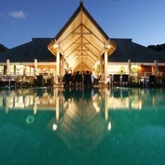 Отель Legends Resort Moorea