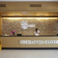 Отель Club Calimera Sunshine Kreta Греция, Иерапетра - отзывы, цены и фото номеров - забронировать отель Club Calimera Sunshine Kreta онлайн интерьер отеля