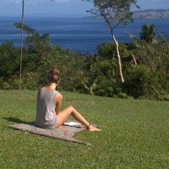Отель Maravu Taveuni Lodge фитнесс-зал