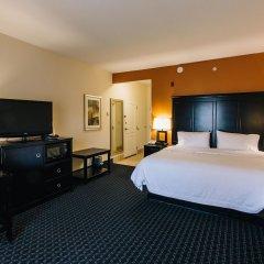 Отель Hampton Inn & Suites Effingham США, Эффингем - отзывы, цены и фото номеров - забронировать отель Hampton Inn & Suites Effingham онлайн комната для гостей фото 4