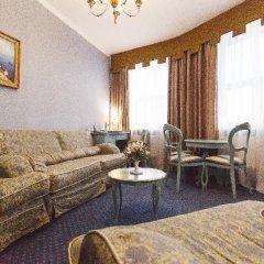 Бизнес Отель Евразия 4* Стандартный номер разные типы кроватей фото 9