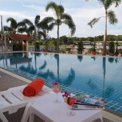 Отель Chabana Resort Пхукет бассейн
