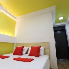 Отель Philstay Dongdaemun сейф в номере