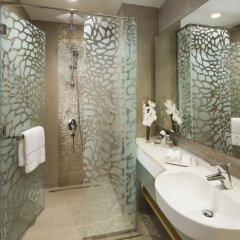 Отель Beach Rotana ОАЭ, Абу-Даби - 1 отзыв об отеле, цены и фото номеров - забронировать отель Beach Rotana онлайн ванная фото 2