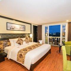 Отель Le Pavillon Hoi An Luxury Resort & Spa комната для гостей фото 4