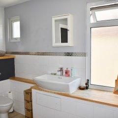 Отель 1 Bedroom Home in Central Brighton Брайтон ванная фото 2
