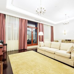 Отель Корпоративный Центр Сбербанка Красная Поляна комната для гостей фото 4