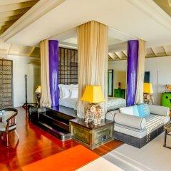 Отель InterContinental Samui Baan Taling Ngam Resort комната для гостей фото 8