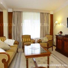 Пик Отель комната для гостей фото 4