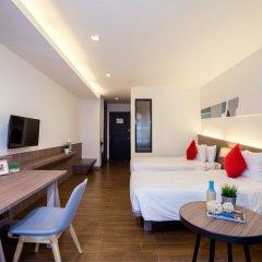 J Inspired Hotel Pattaya комната для гостей фото 6