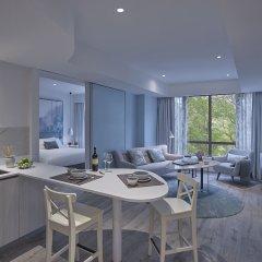 Отель Winsland Serviced Suites by Lanson Place в номере