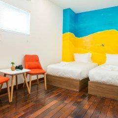 Отель Nexy Hostel Вьетнам, Ханой - отзывы, цены и фото номеров - забронировать отель Nexy Hostel онлайн комната для гостей фото 5