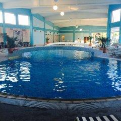 Отель Internazionale Terme Италия, Абано-Терме - отзывы, цены и фото номеров - забронировать отель Internazionale Terme онлайн бассейн