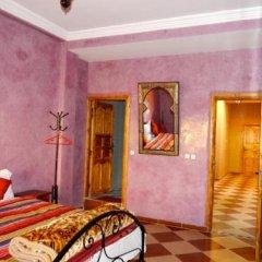 Отель Auberge Chez Ali Марокко, Загора - отзывы, цены и фото номеров - забронировать отель Auberge Chez Ali онлайн комната для гостей фото 2