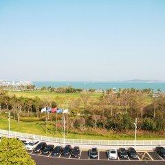 Отель Xiamen International Seaside Hotel Китай, Сямынь - отзывы, цены и фото номеров - забронировать отель Xiamen International Seaside Hotel онлайн парковка