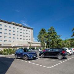 Cristoforo Colombo Hotel парковка