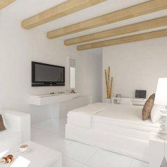 Отель Cavo Bianco Boutique Hotel & Spa Греция, Остров Санторини - отзывы, цены и фото номеров - забронировать отель Cavo Bianco Boutique Hotel & Spa онлайн комната для гостей фото 2