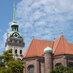 Отель Schlicker Германия, Мюнхен - отзывы, цены и фото номеров - забронировать отель Schlicker онлайн фото 6
