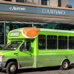 Отель Courtyard New York JFK Airport США, Нью-Йорк - отзывы, цены и фото номеров - забронировать отель Courtyard New York JFK Airport онлайн городской автобус