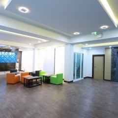 Отель 2BEDTEL Бангкок интерьер отеля