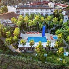 Отель Nergos Garden бассейн фото 2