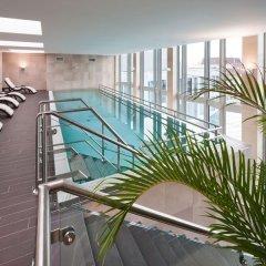 Отель Eurostars Berlin Германия, Берлин - 8 отзывов об отеле, цены и фото номеров - забронировать отель Eurostars Berlin онлайн фитнесс-зал фото 4
