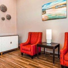 Отель Best Western Center Inn США, Вирджиния-Бич - отзывы, цены и фото номеров - забронировать отель Best Western Center Inn онлайн удобства в номере