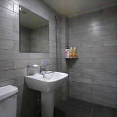Отель Samsung Bed Station Южная Корея, Сеул - отзывы, цены и фото номеров - забронировать отель Samsung Bed Station онлайн ванная фото 2